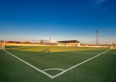 Campo de fútbol Municipal de Melide