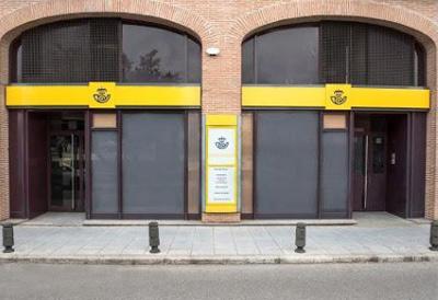 Oficina de Correos de Melide