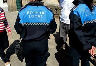 Policía Local de Melide